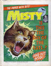 Cover for Misty (IPC, 1978 series) #28th October 1978 [39]