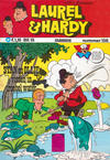 Cover for Laurel en Hardy (Classics/Williams, 1963 series) #156