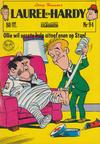 Cover for Laurel en Hardy (Classics/Williams, 1963 series) #94