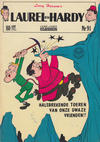 Cover for Laurel en Hardy (Classics/Williams, 1963 series) #91