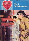 Cover for Hjerterevyen (Serieforlaget / Se-Bladene / Stabenfeldt, 1960 series) #37/1972
