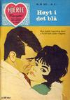 Cover for Hjerterevyen (Serieforlaget / Se-Bladene / Stabenfeldt, 1960 series) #28/1972