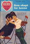 Cover for Hjerterevyen (Serieforlaget / Se-Bladene / Stabenfeldt, 1960 series) #27/1972