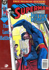 Cover for Superman (Egmont UK, 1988 series) #43