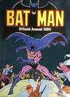 Cover for Batman Annual (Egmont Magazines, 1979 series) #1980