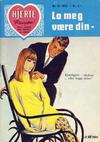 Cover for Hjerterevyen (Serieforlaget / Se-Bladene / Stabenfeldt, 1960 series) #12/1972