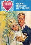 Cover for Hjerterevyen (Serieforlaget / Se-Bladene / Stabenfeldt, 1960 series) #7/1972