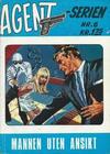 Cover for Agent Serien (Illustrerte Klassikere / Williams Forlag, 1968 series) #6