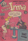 Cover for My Friend Irma (Horwitz, 1950 ? series) #24