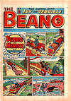 Cover for The Beano (D.C. Thomson, 1950 series) #2352