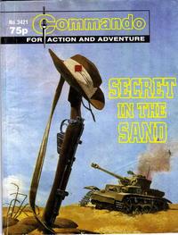 Cover Thumbnail for Commando (D.C. Thomson, 1961 series) #3421