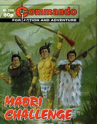 Cover Thumbnail for Commando (D.C. Thomson, 1961 series) #3495