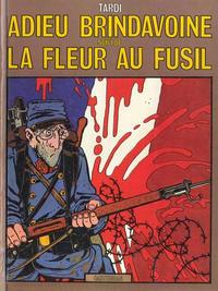 Cover Thumbnail for Adieu Brindavone suivi de La Fleur au Fusil (Casterman, 1979 series)