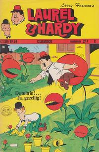 Cover Thumbnail for Laurel en Hardy (Classics/Williams, 1963 series) #217