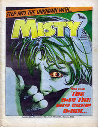 Cover Thumbnail for Misty (IPC, 1978 series) #1st July 1978 [22]