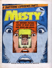 Cover Thumbnail for Misty (IPC, 1978 series) #29th July 1978 [26]