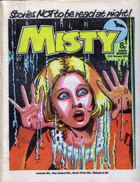 Cover Thumbnail for Misty (IPC, 1978 series) #25th February 1978 [4]