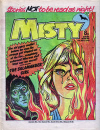 Cover Thumbnail for Misty (IPC, 1978 series) #4th March 1978 [5]