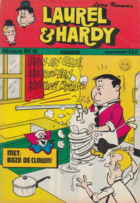 Cover Thumbnail for Laurel en Hardy (Classics/Williams, 1963 series) #142