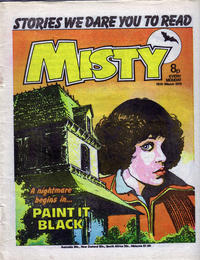 Cover Thumbnail for Misty (IPC, 1978 series) #18th March 1978 [7]