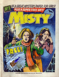 Cover Thumbnail for Misty (IPC, 1978 series) #1