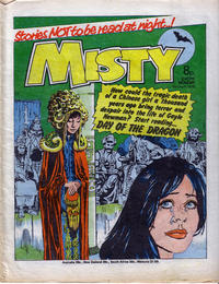 Cover Thumbnail for Misty (IPC, 1978 series) #8th April 1978 [10]