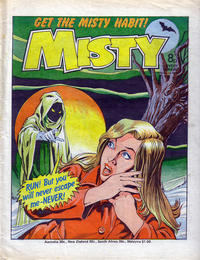 Cover Thumbnail for Misty (IPC, 1978 series) #17th June 1978 [20]