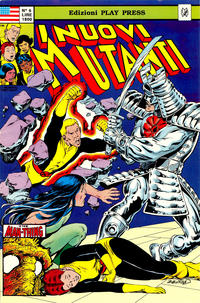 Cover Thumbnail for I Nuovi Mutanti (Play Press, 1989 series) #6