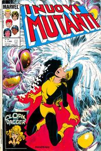 Cover Thumbnail for I Nuovi Mutanti (Play Press, 1989 series) #14