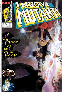 Cover Thumbnail for I Nuovi Mutanti (Play Press, 1989 series) #20