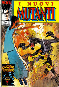 Cover Thumbnail for I Nuovi Mutanti (Play Press, 1989 series) #21