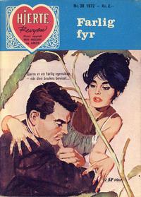 Cover Thumbnail for Hjerterevyen (Serieforlaget / Se-Bladene / Stabenfeldt, 1960 series) #38/1972
