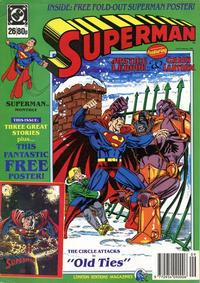 Cover Thumbnail for Superman (Egmont UK, 1988 series) #26