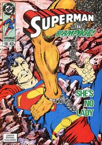 Cover Thumbnail for Superman (Egmont UK, 1988 series) #18