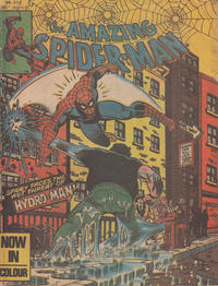 Cover Thumbnail for The Amazing Spider-Man (Yaffa / Page, 1977 ? series) #212