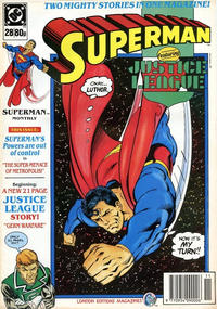 Cover Thumbnail for Superman (Egmont UK, 1988 series) #28