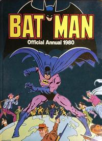 Cover Thumbnail for Batman Annual (Egmont UK, 1979 series) #1980