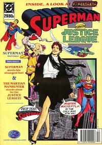 Cover Thumbnail for Superman (Egmont UK, 1988 series) #29