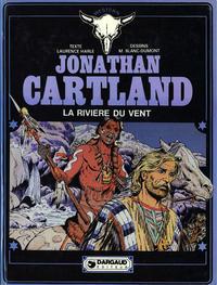 Cover Thumbnail for Jonathan Cartland (Dargaud éditions, 1975 series) #5 - La rivière du vent