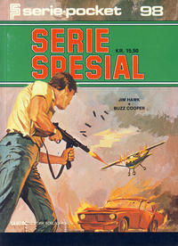 Cover Thumbnail for Serie-pocket (Semic, 1977 series) #98
