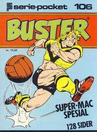 Cover Thumbnail for Serie-pocket (Semic, 1977 series) #106