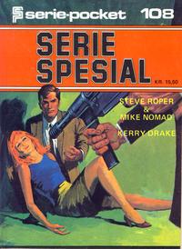 Cover Thumbnail for Serie-pocket (Semic, 1977 series) #108