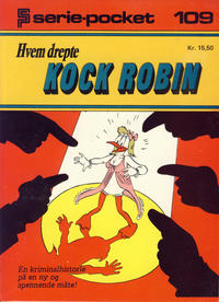 Cover Thumbnail for Serie-pocket (Semic, 1977 series) #109
