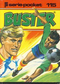 Cover Thumbnail for Serie-pocket (Semic, 1977 series) #115
