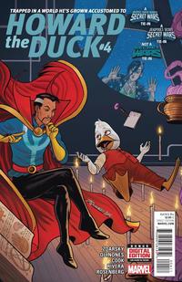 Cover Thumbnail for Howard the Duck (Marvel, 2015 series) #4