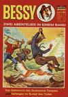 Cover for Bessy Doppelband (Bastei Verlag, 1969 series) #37