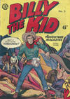 Cover for Billy the Kid Adventure Magazine (World Distributors, 1953 series) #5