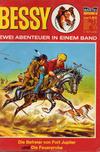 Cover for Bessy Doppelband (Bastei Verlag, 1969 series) #45