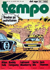 Cover for Tempo (Egmont, 1976 series) #34/1976