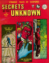 Cover for Secrets of the Unknown (Alan Class, 1962 series) #140